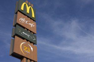 McDonalds BIG MAC trade mark